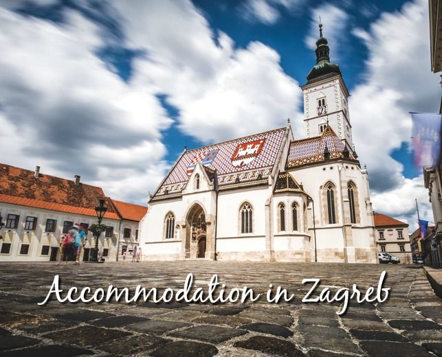 Accommodation in Zagreb