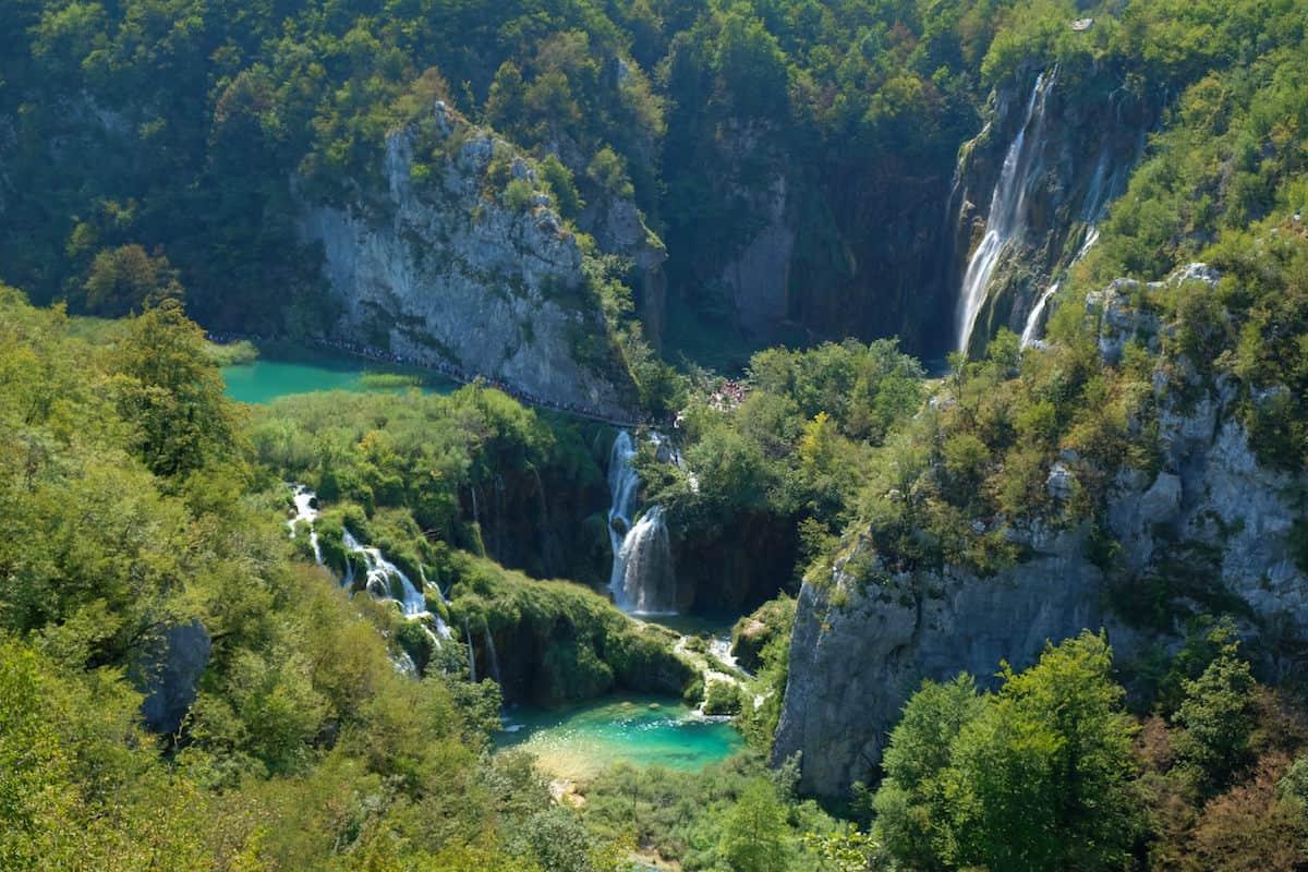 Plitvice Lakes Travel Vlog