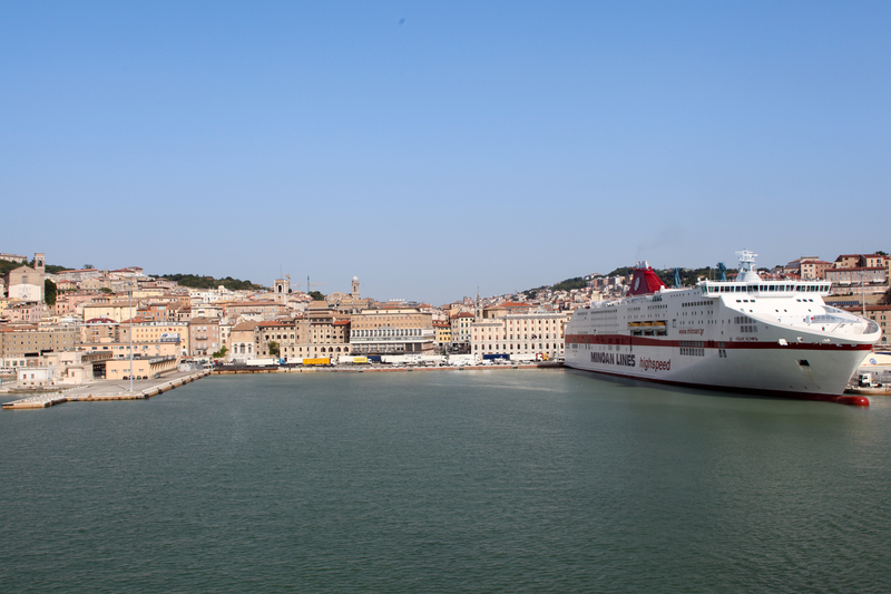 Getting to Ancona