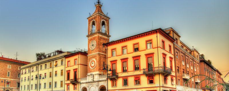 Getting to Rimini