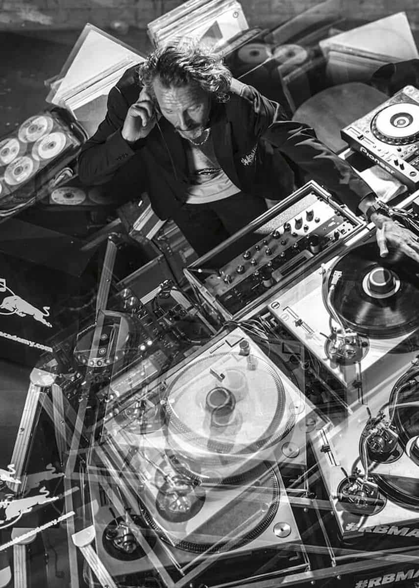 Love International Line Up 2019 - DJ Harvey