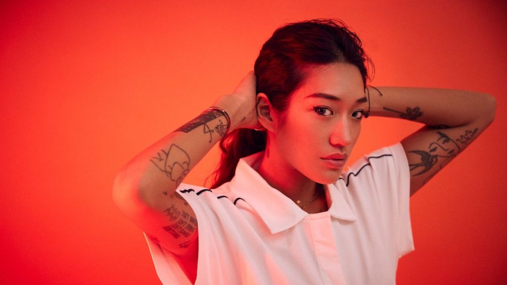 Love International timetable - Peggy Gou
