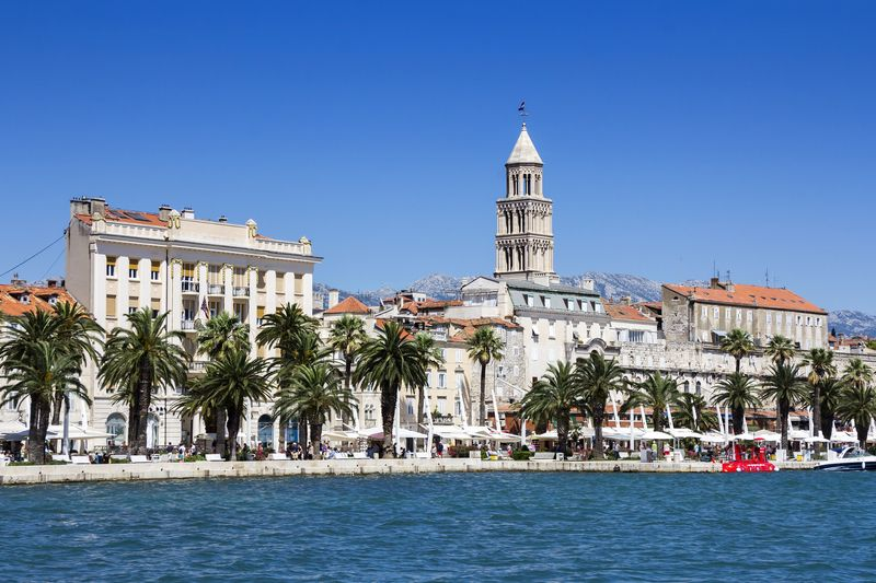 Ten Days in Croatia - Split