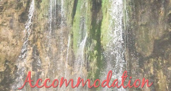 Accommodation in the Plitvice Lakes