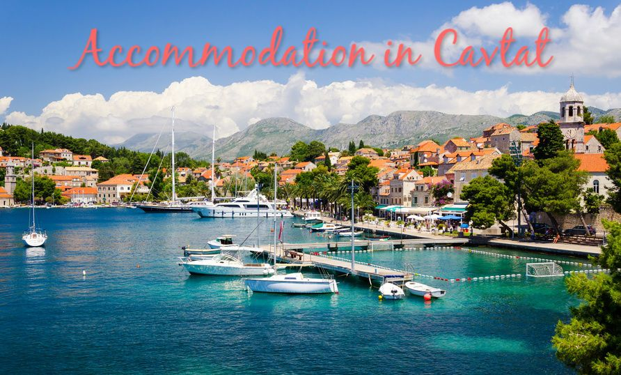 Accommodation in Cavtat