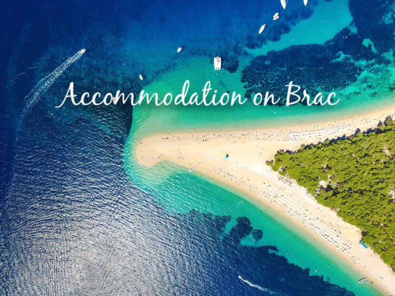 Accommodation on Brac