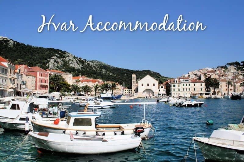 Hvar Accommodation