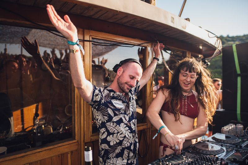 Love International 2019 Boat Parties