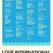 Love International 2019 Boat Parties
