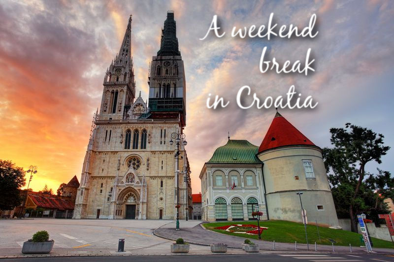 A weekend break in Croatia