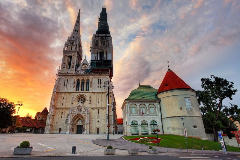 A weekend break in Croatia - Zagreb