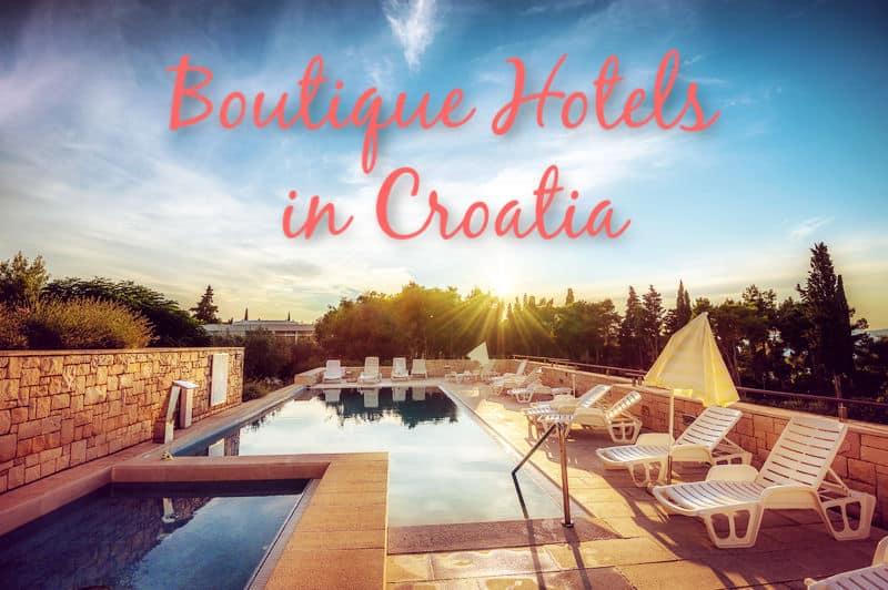 Boutique Hotels in Croatia