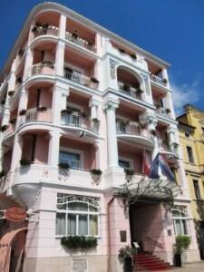 Boutique Hotels in Croatia - Hotel Mozart, Opatija