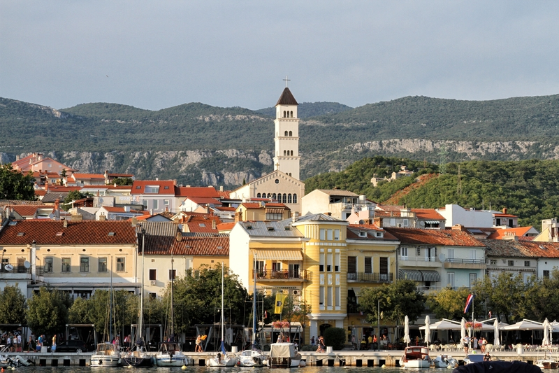 Crikvenica Getting There Sightseeing Accommodation Visit Croatia