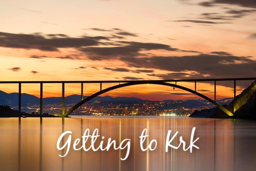 Getting to Krk