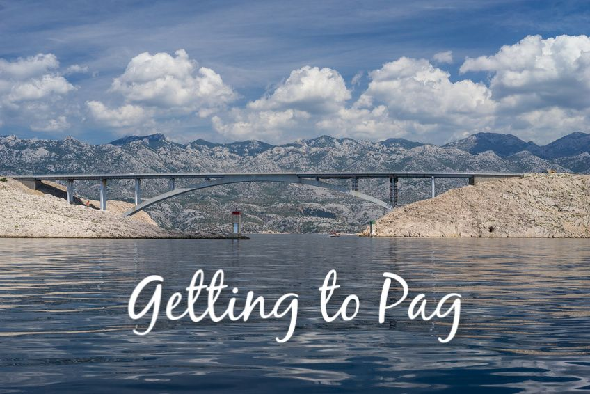 Getting to Pag