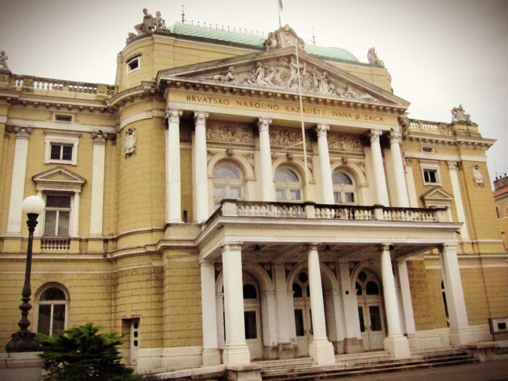 Rijeka - Ivan Zajc National Theatre