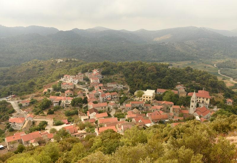 Lastovo, island of Lastovo