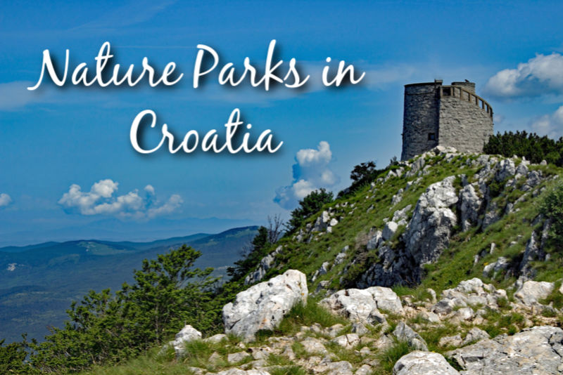 Nature Parks in Croatia