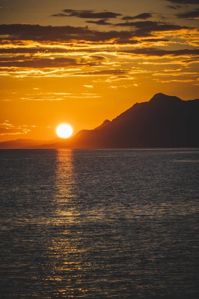 Photos of Makarska - Sunset