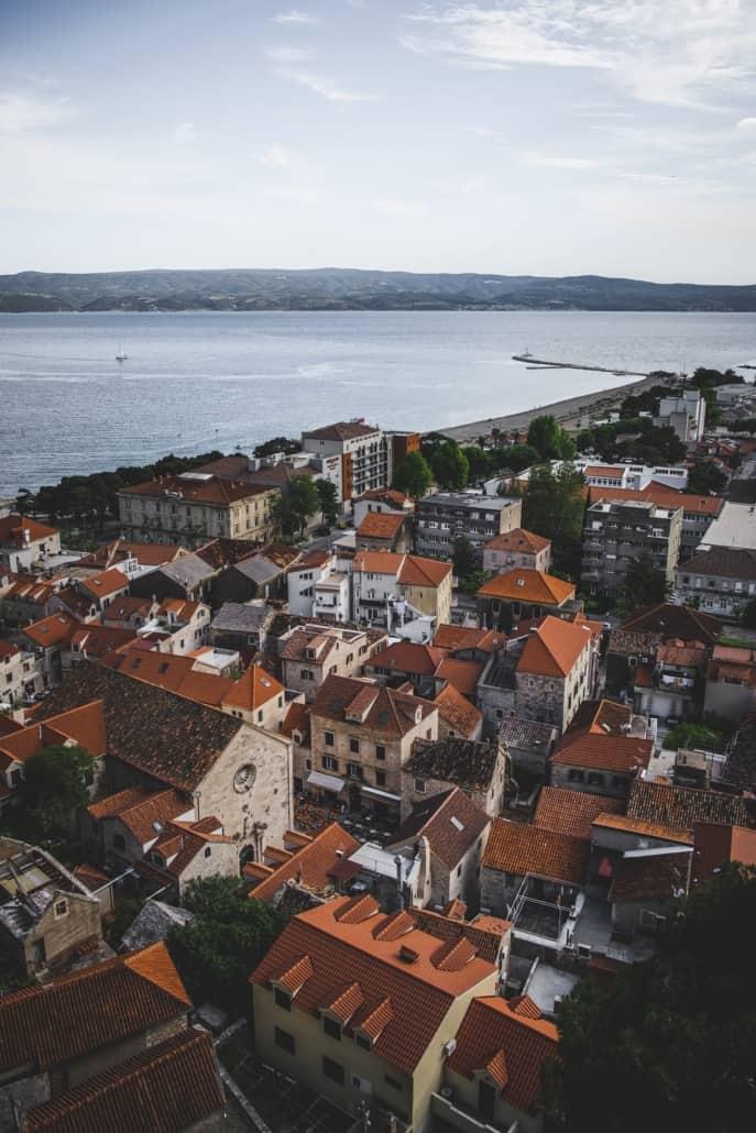 Photos of Makarska - Rooftops