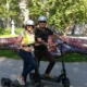 Zagreb by scooter - Bikini Scooters