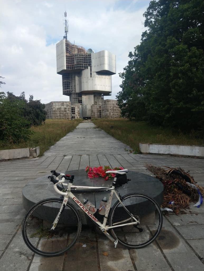 Road cycling in Croatia