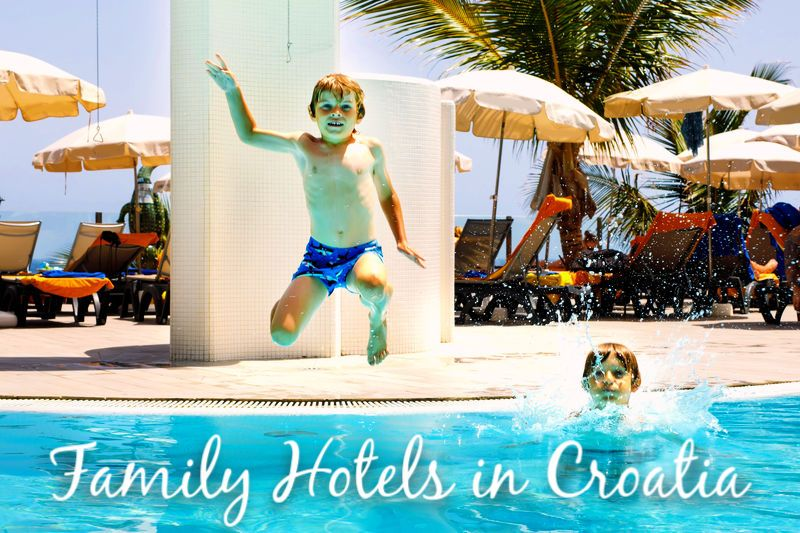 Family Hotels in Croatia