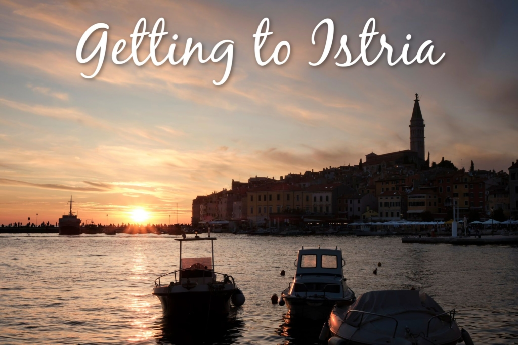 Getting to Istria