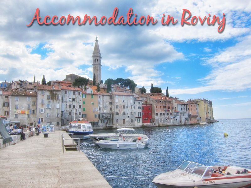 Accommodation in Rovinj