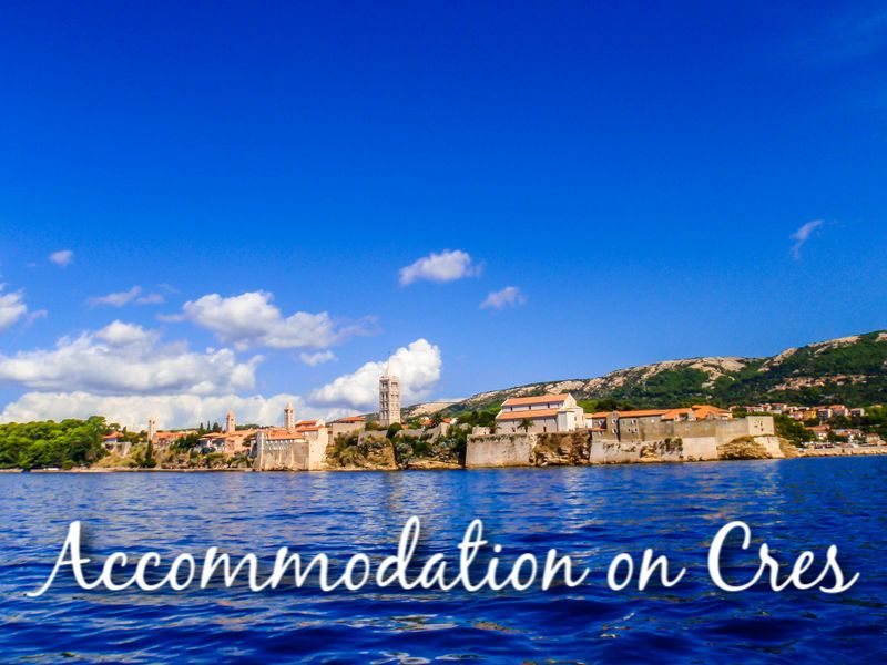 Accommodation on Cres