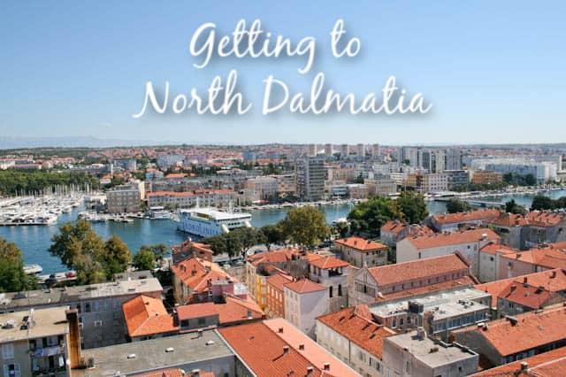 Getting to North Dalmatia