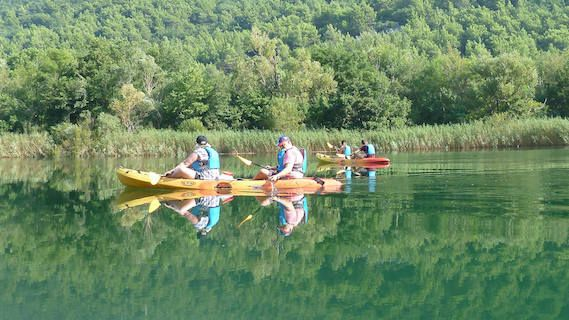 Active Holidays Croatia Kayaking