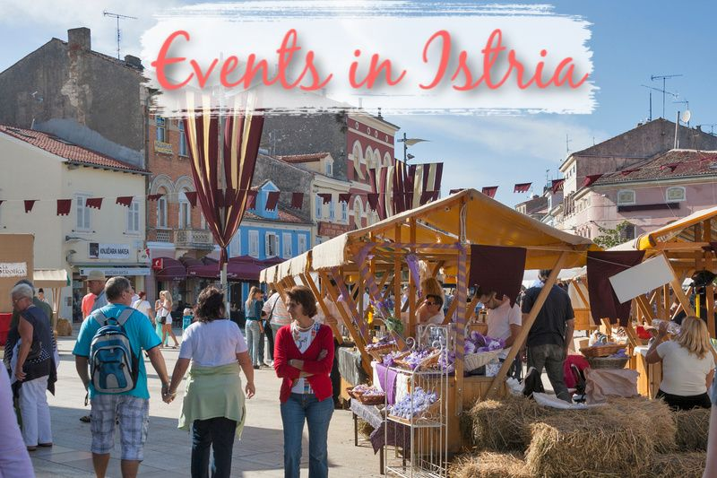 Events in Istria