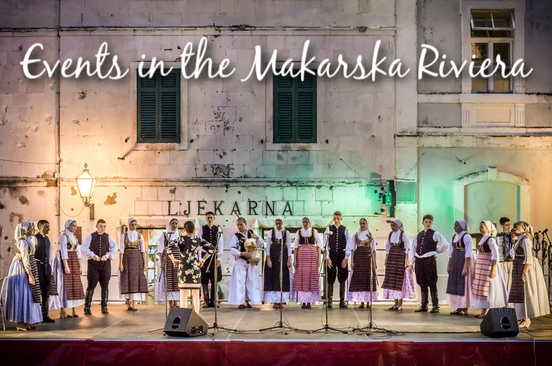 Events in the Makarska Riviera