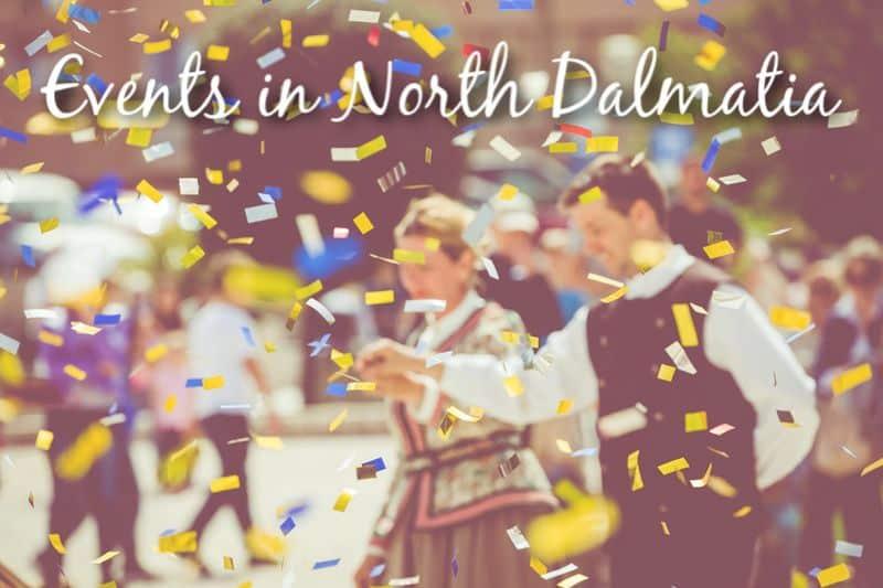 Events in North Dalmatia