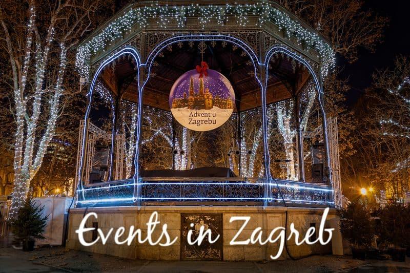 Events in Zagreb