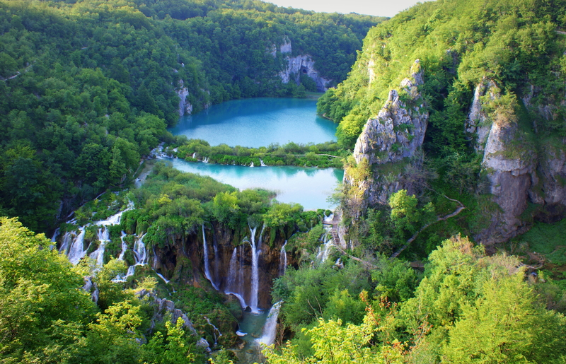 How to plan a holiday to Croatia - The Plitvice Lakes