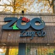 Zagreb for Kids - Zagreb Zoo Sign