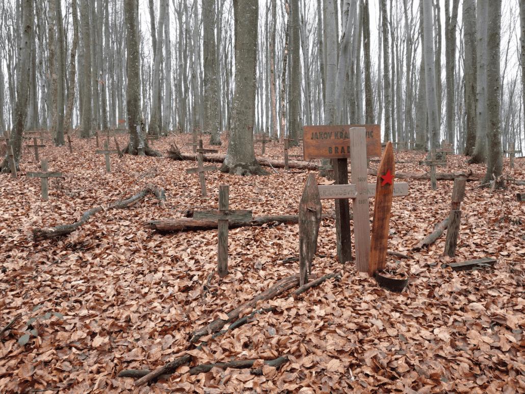 Grave of Jakov Kanjcevic Brada