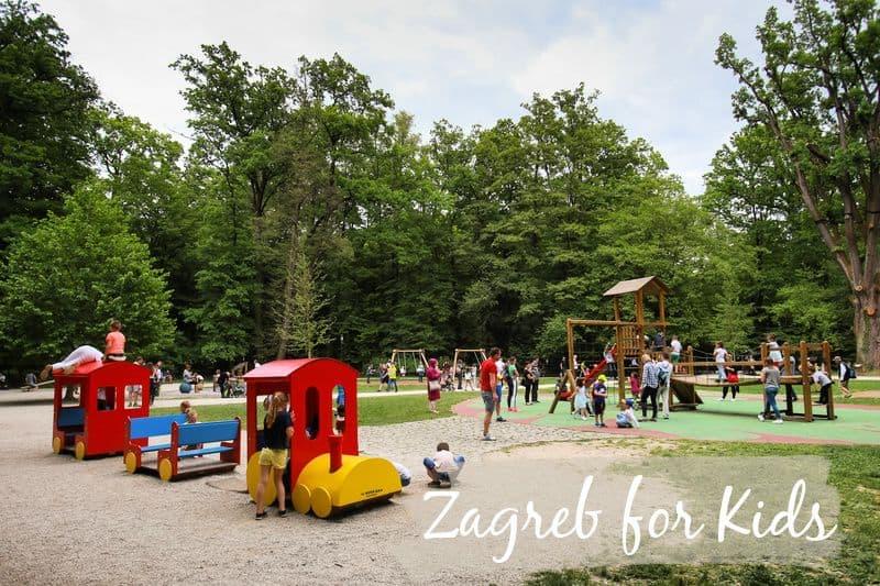 Zagreb for Kids