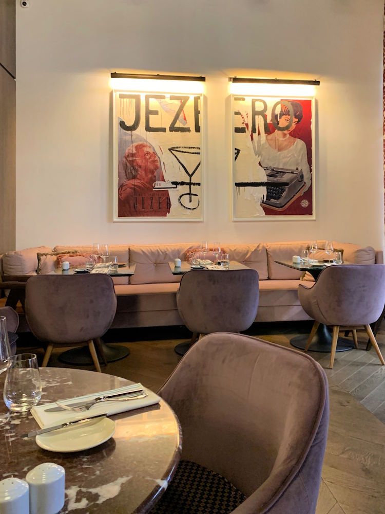 Zagreb - ReUnion Restaurant