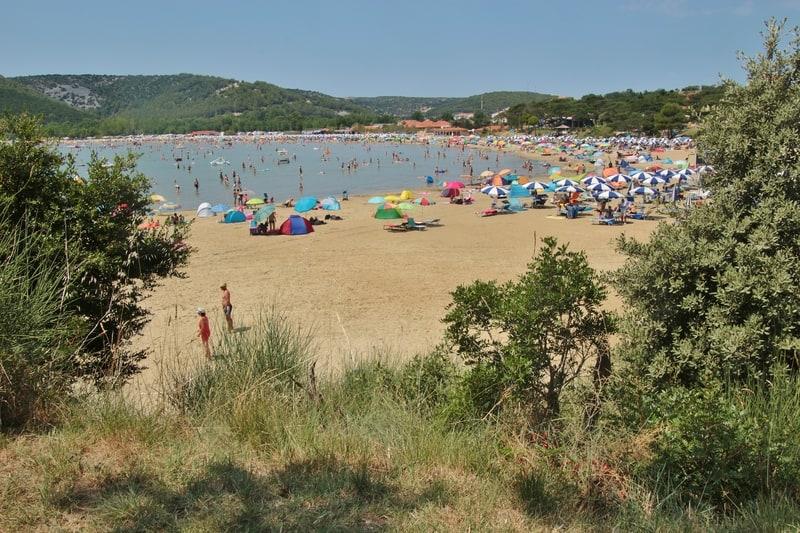 Paradise Beach, Rab