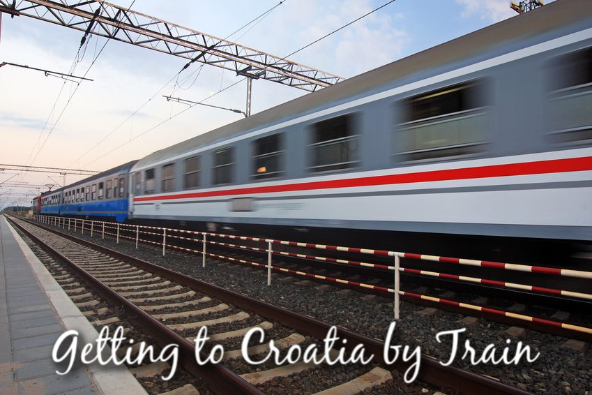 Getting to Croatia by Train