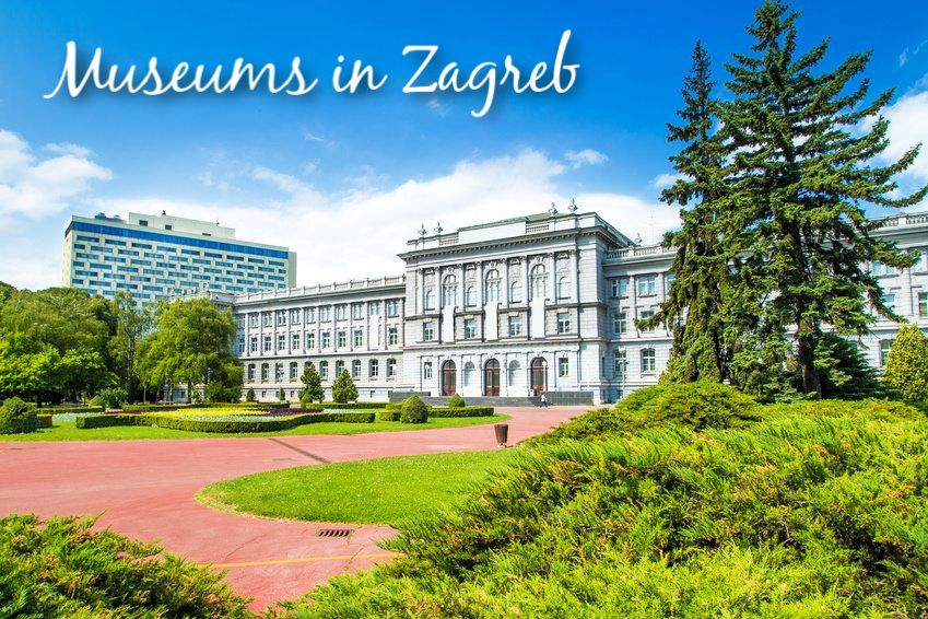 Museums in Zagreb