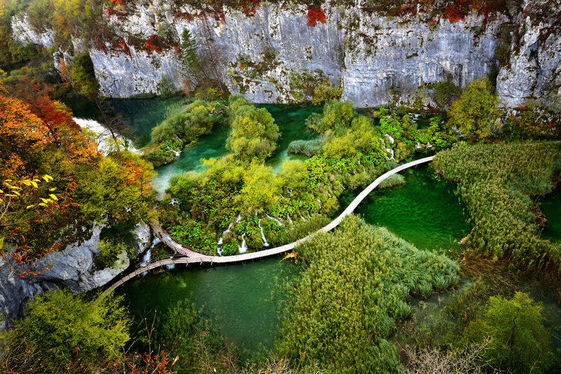 What Not to Miss in Croatia - Plitvice Lakes National Park