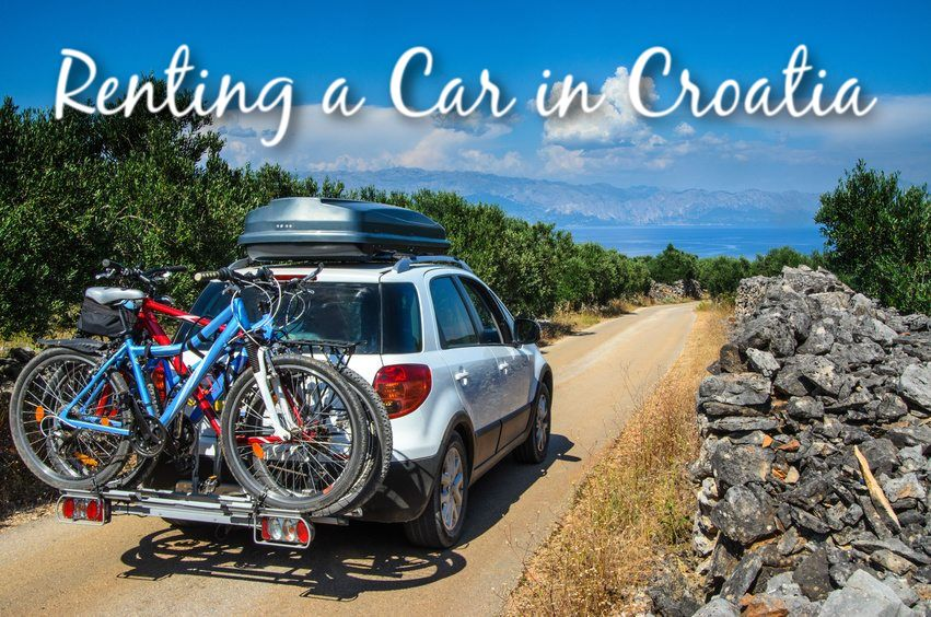 Renting a Car in Croatia