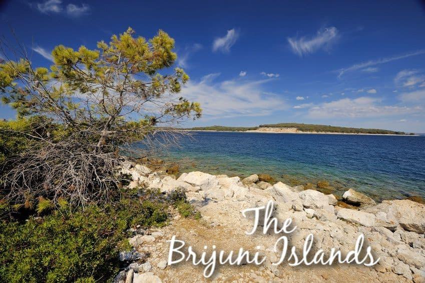 The Brijuni Islands