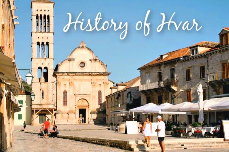 History of Hvar