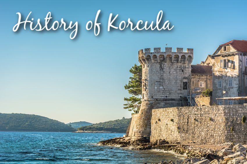 History of Korcula